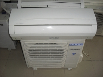 may lanh panasonic 1 0hp  inverter